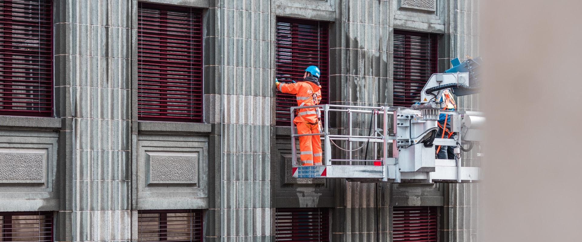Hero Fassadenreinigung
